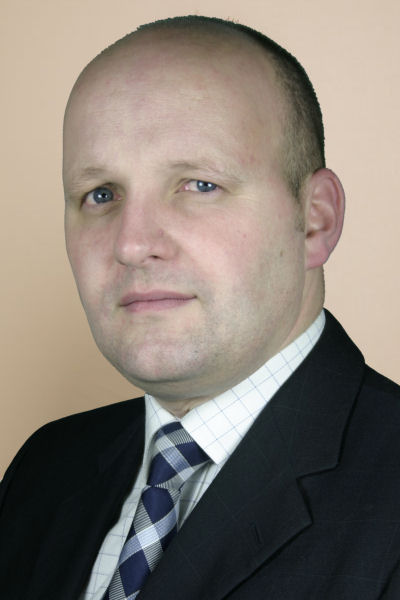 Martin Fawcett
