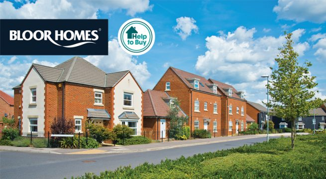 Bloor Homes Wilstock Village – July