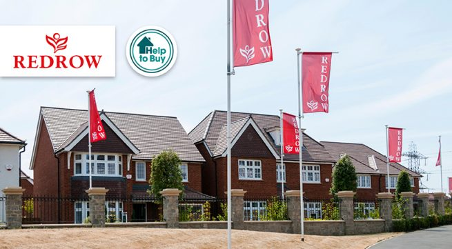 Redrow Homes Abbey Farm
