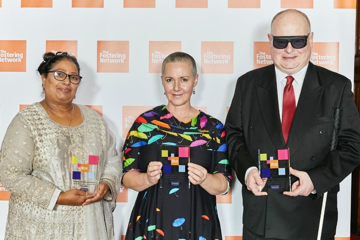 Foster carer winners 2019